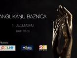 """1. decembrī labdarības koncerts """"Latvijas HIV/AIDS stāsts 30 gadu garumā"""""""