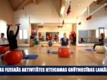 Kādas fiziskās aktivitātes ieteicamas grūtniecības laikā?