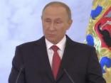 Putins paudis gatavību sadarboties ar Trampa administrāciju uz «līdztiesīgiem pamatiem»