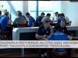"""Daugavpils restorānos jau otro gadu var nobaudīt īpašo """"Daugavpils ēdienkartes"""" piedāvājumu"""