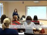 Daugavpils medicīnas koledža realizē unikālu mācību programmu Latgales reģionā