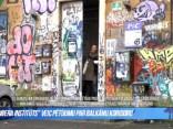 """""""Miera institūts"""" veidis pētījumu par Balkānu koridoru"""