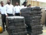 Šrilankā konfiscēta narkotiku superkrava; šādi izskatās kokaīns 80 miljonu vērtībā