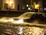 Vācijas piekrasti skāruši lielākie plūdi 11 gadu laikā