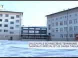 Daugavpils būvniecības tehnikums sagatavo speciālistus darba tirgum