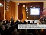 Dobelē sveic novada jaunatnes sporta laureātus