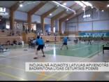 Inčukalnā Latvijas Apvienotās badmintona līgas ceturtais posms