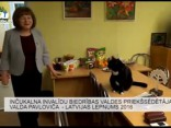Inčukalna invalīdu biedrības valdes priekšsēdētāja Valda Pavloviča - Latvijas lepnums 2016