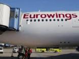 «Eurowings» lidmašīnas lidojuma maršruts no Omānas līdz Kuveitai