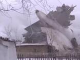 «Turkish Airlines» kravas lidmašīnas katastrofā Kirgizstānā gājuši bojā vismaz 32 cilvēki