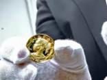 """""""Lēdija Brīvība"""" uz monētas ASV pirmo reizi attēlota kā melnādaina sieviete"""