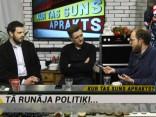 """Ventspils ģeopolitiskās """"skolas"""" atklāsmes"""