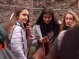 Itālijas vidieni stundas laikā satricina trīs zemestrīces