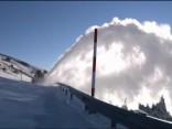 Spāniju piemeklējis aukstums līdz -15 grādiem; vietām Itālijā vairāk nekā metrs sniega