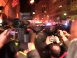 Trampa atbalstītāji un pretinieki Vašingtonā iesaistījušies sadursmēs