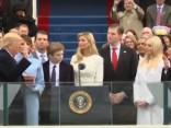 Par 45. ASV prezidentu kļuvis Donalds Tramps