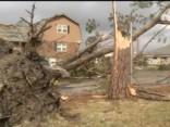 Tornado postījumi Ņūorleānā