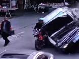 Šausminoša avārija Ķīnā
