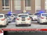 Policijas priekšnieku grib sodīt par auto iepirkumu