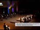 """Jelgavas novada deju kolektīvi tiekas """"Ziemas sadancī"""""""