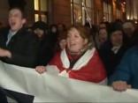 Minskā tūkstošiem cilvēku protestē pret parazītisma nodokli