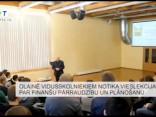 Olainē vidusskolniekiem notika vieslekcija par finanšu pārraudzību un plānošanu