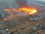 Nigērijā uguns noposta veselu kvartālu
