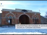 Daugavpils cietoksnis ir gatavs jaunajai tūrisma sezonai