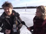 Noskaties: Latvijā norisinās Pasaules čempionāts zemledus makšķerēšanā