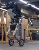 Noskaties: šis ir pasaules stabilākais robots