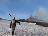 Noskaties: pastaiga pa vulkāna Etna lavas laukiem