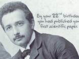 Interesanti fakti par Albertu Einšteinu