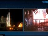 SpaceX успешно запустила ракету Falcon 9 со спутником EchoStar