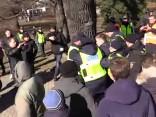 Без комментариев: полиция во время мероприятий 16 марта задержала двух мужчин