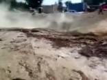 Lietusgāžu izraisītos plūdos Peru 62 bojāgājušie