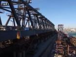 """Noskaties: """"Putina tilts"""" no Krievijas uz okupēto Krimu"""