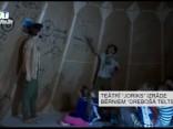 """Teātrī """"Joriks"""" izrāde bērniem """"Drebošā telts"""""""