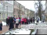 Starptautiskās sieviešu dienas pavasara skrējiens Daugavpilī
