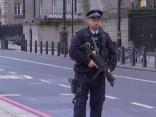Apšaudē pie parlamenta Londonā pieci upuri, 40 ievainoto