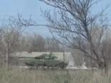Provokācija? Krievija atkal izvieto tankus pie robežas ar Ukrainu