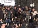 В Москве задержан Алексей Навальный
