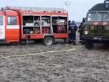 Ukrainas armijas helikoptera avārijā pieci bojāgājušie