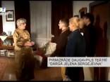 """Pirmizrāde Daugavpils teātrī """"Dārgā Jeļena Sergejevna"""""""