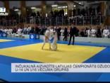 Inčukalnā aizvadīts Latvijas čempionāts džudo