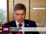 Ušakovs situāciju RNP neskaidro, aizbildinoties, ka tas ir politisks pasākums pirms vēlēšanām