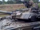 Krievija kaujās Donbasā izmantojusi spēcīgāko tanku savā bruņojumā