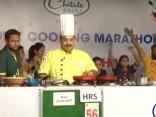 Trakā pasaule! Indiešu šefpavārs gatavo 53 stundas bez apstājas