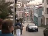 Čīles centrālo daļu satricinājusi 7,1 magnitūdas zemestrīce