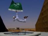 AERODIUM sniedz lidošanas šovu pasaulē lielākajā kamieļu skaistumkonkursā