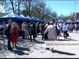 Tautu forums Daugavpilī